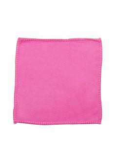 Frisse stijl Handdoek,Effen Superieure kwaliteit Poly / Katoen Handdoek
