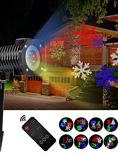 preiswerte Briefkasten Lampen-Weihnachten Projektor Lichter wasserdicht bunten projektiven Hof LED-Lampe verschiedene Themen für Halloween Urlaub Geburtstagsparty mit