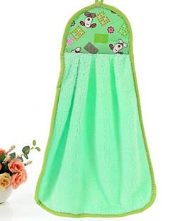 Frisse stijl Handdoek,Effen Superieure kwaliteit Puur Katoen Handdoek