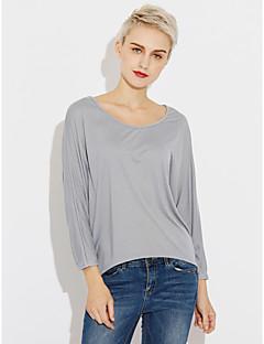 ieftine Modă Damă & Îmbrăcăminte-Pentru femei Tricou Bumbac Imprimeu