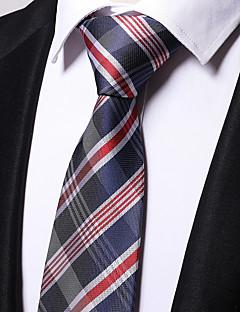cheap Men's Ties & Bow Ties-Men's Work Casual Polyester Necktie - Striped