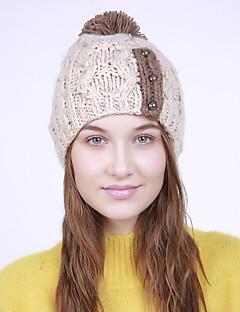 baratos Acessórios de Inverno-Mulheres Activo Floppy - Entrançado Floral / Fofo / Inverno