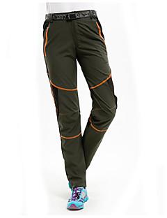 tanie Odzież turystyczna-Damskie Turistické kalhoty Wodoodporny, Quick Dry, Wiatroodporna Narciarstwo / Sporty zimowe 100% Polyester Spodnie Odzież narciarska