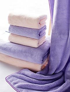 Frischer Stil Badehandtuch,Solide Gehobene Qualität Polyester / Baumwolle Handtuch