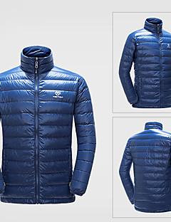 cheap Softshell, Fleece & Hiking Jackets-Unisex Down Jacket Hiking Camping Running Winter Sports Heat Retaining Breathability Winter Autumn/Fall