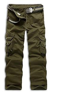 cheap Hiking Trousers & Shorts-Men's Hiking Cargo Pants Outdoor Trainer Walking Pants / Trousers Hiking Fishing Camping