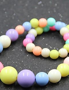 tanie Akcesoria dla dzieci-Naszyjniki - Dla dziewczynek - Na każdy sezon - Inne Rainbow