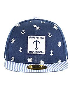 tanie Akcesoria dla dzieci-Kapelusze i czapki - Dla chłopców - Lato - Poliester - Bandany - White Black Czerwony Navy Blue