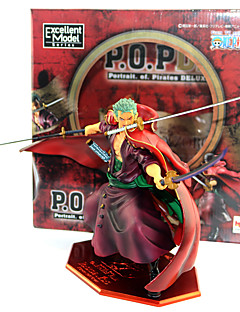 Anime Action Figures Inspired by One Piece PVC(PolyVinyl Chloride) 21 cm CM Model Toys Doll Toy