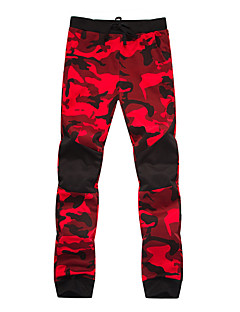 お買い得  メンズファッション&ウェア-男性用 軍隊 スリム スウェットパンツ パンツ - ホール, カモフラージュ