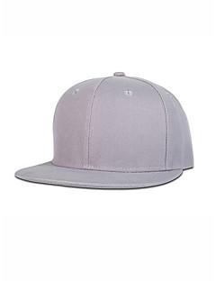 billige Hatter til damer-Unisex Aktiv Baseballcaps - Delt, Ensfarget / Søtt / Tøy / Sommer