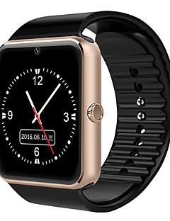 billige Modeure-Herre Dame Digital Digital Watch Modeur Sportsur Kinesisk Bluetooth Kalender Selvlysende Læder Bånd Afslappet Mode Sort Rød