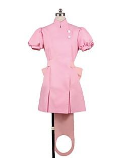 """billige Anime Kostymer-Inspirert av Programmene Frontier Cosplay Anime  """"Cosplay-kostymer"""" Cosplay Klær Annen Kortermet Kjole / Mer Tilbehør Til Herre / Dame / Alle Halloween-kostymer"""