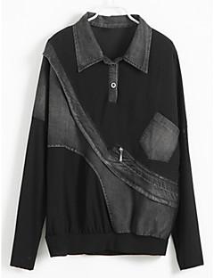 billige T-shirt-Krave Dame Basale Gade T-shirt