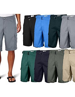 cheap Hiking Trousers & Shorts-Men's Hiking Shorts Outdoor Softness Shorts Outdoor Exercise