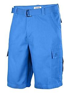 baratos Calças e Shorts para Trilhas-Homens Shorts de Trilha Ao ar livre Suavidade Shorts Exercicio Exterior
