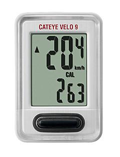 billiga Cykling-CatEye® VELO9 CC-VL820 Cykeldator GPS Tidtagarur Hastighetsmätare Berg Utomhus Cykelsport