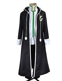 """billige Anime cosplay-Inspirert av Eventyr Gerard Fernandes Anime  """"Cosplay-kostymer"""" Cosplay Klær Annen Langermet Frakk Topp Bukser Til Herre Dame"""