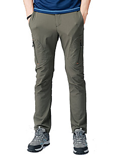 cheap Outdoor Clothing-Men's Hiking Pants Outdoor Fast Dry Quick Dry Sweat-Wicking Breathability Pants / Trousers Bottoms Outdoor Exercise Multisport
