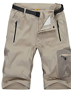 cheap Outdoor Clothing-Men's Hiking Shorts Outdoor Fast Dry Quick Dry Sweat-Wicking Breathability Shorts Bottoms Outdoor Exercise Multisport