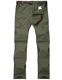 cheap Hiking Trousers & Shorts-Men's Hiking Pants Outdoor Fast Dry, Quick Dry, Sweat-Wicking Convertible Pants / Pants / Trousers / Bottoms Outdoor Exercise / Multisport