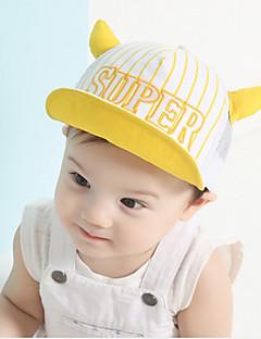 tanie Akcesoria dla dzieci-Kapelusze i czapki - Dla obu płci - Na każdy sezon - Bawełna Niebieski Black Czerwony Yellow