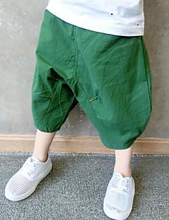 billige Bukser og leggings til piger-Børn Unisex Stribet Bukser
