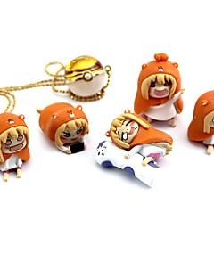 billige Anime cosplay-Anime Action Figurer Inspirert av Himouto Ace PVC 3 cm CM Modell Leker Dukke