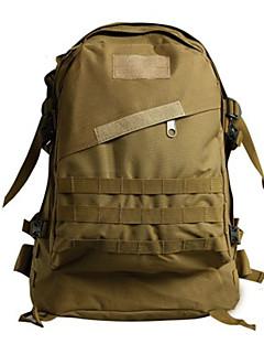 billiga Ryggsäckar och väskor-55 L Ryggsäckar / ryggsäck - Snabb tork, Bärbar Camping oxford Khaki grön
