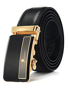 cheap -Men's Work Waist Belt - Solid Colored