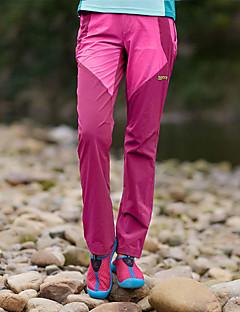 tanie Turystyczne spodnie i szorty-Damskie Turistické kalhoty Na wolnym powietrzu Rain-Proof, Fast Dry, Zdatny do noszenia Spodnie Wędkarstwo / Kemping