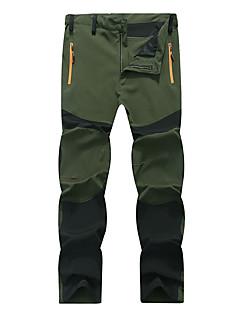 tanie Odzież turystyczna-Męskie Turistické kalhoty Na wolnym powietrzu Lekki, Fast Dry, Zdatny do noszenia Spodnie Wędkarstwo / Elastyczny / a