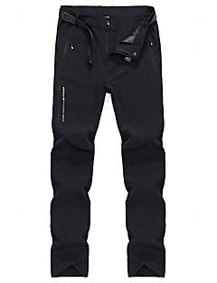 baratos Calças e Shorts para Trilhas-Homens Calças de Trilha Ao ar livre Leve, Secagem Rápida, Respirabilidade Elastano Calças Pesca / Equitação / Exercicio Exterior / Com Stretch
