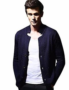 baratos Suéteres & Cardigans Masculinos-Homens Básico Carregam - Poá