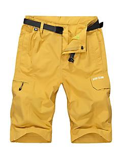 baratos Calças e Shorts para Trilhas-Homens Shorts de Trilha Ao ar livre Leve, Secagem Rápida, Vestível Shorts Equitação / Exercicio Exterior / Campismo