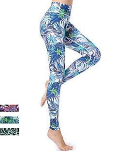 GOSOU≡R Femme Pantalon de yoga - Bleu d459e0378d7