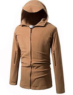 billige Herremote og klær-Herre Grunnleggende Hattetrøje Ensfarget