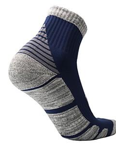 billige Clothing Accessories-Unisex 1 par Sokker Anvendelig / Stretch / Svettereduserende til Vandring / Gange / Løp / Elastisk