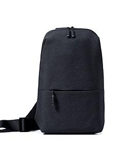 Χαμηλού Κόστους Σακίδια & Τσάντες-Xiaomi 4 L Με Λουράκι - Ελαφρύ, Αδιάβροχο Εξωτερική Πεζοπορία, Κατασκήνωση, Ποδήλατο Πολυεστέρας Σκούρο γκρι, Γκρίζο