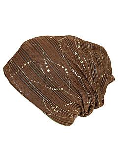 billige Hatter til damer-Dame Grunnleggende / Ferie Solhatt - Blonde / Perler, Galakse