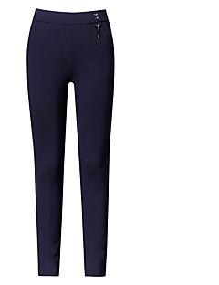 tanie Getry-Damskie Podstawowy Legging - Solidne kolory Wysoka talia