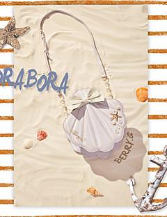 billiga Lolitamode-väska väska Justerbara band Söt Lolita Dam Rosa / Bläck blå / Vit lolita tillbehör Rosett Väska PU-läder / Polyuretan Läder Halloweenkostymer