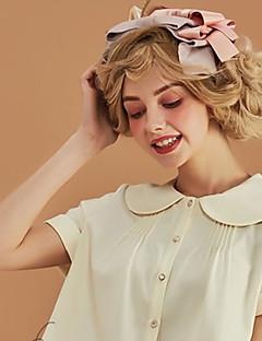 billiga Lolitamode-Söt Lolita Dam Rosa lolita tillbehör Rand Huvudbonad Halloweenkostymer