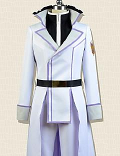 """billige Anime cosplay-Inspirert av Re: Zero - Start livet i en annen verden Cosplay Anime  """"Cosplay-kostymer"""" Cosplay Klær Enkel Frakk / Topp / Bukser Til Dame"""