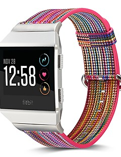 billige Ur Tilbehør-ægte læder Urrem Strap for Apple Watch Series 3 / 2 / 1 Sølv 23cm / 9 tommer 2.1cm / 0.83 Tommer