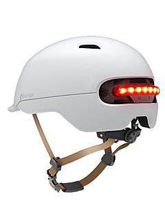 billiga Cykling-Xiaomi Vuxna cykelhjälm 5 Ventiler EPS, PC sporter Cykling / Cykel / Motorcykel - Vit / Svart Herr / Dam