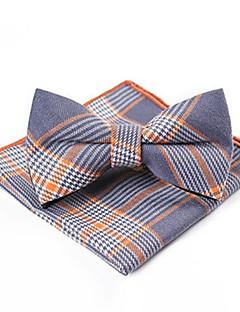 billige Slips og sløyfer-Unisex Grunnleggende Slips og halstørkle - Sløyfe, Stripet / Trykt mønster / Fargeblokk