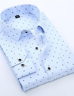tanie Koszule-koszula plus size męska - graficzny klasyczny kołnierzyk