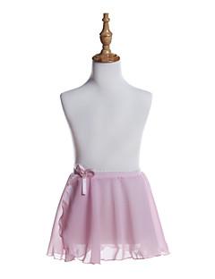 tanie Dziecięca odzież do tańca-Balet Doły Dla dziewczynek Szkolenie / Spektakl Poliester Gore Spódnice