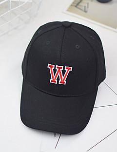 billige Hatter til damer-Dame Grunnleggende Baseballcaps Trykt mønster